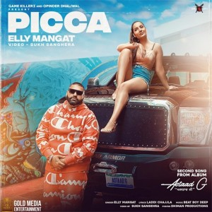 Album Picca from Elly Mangat