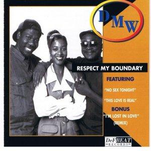 Album Respect My Boundary from DMW