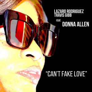 Album Can't Fake Love from Donna Allen