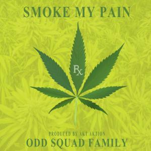 Album Smoke My Pain (Explicit) from Akt Aktion