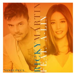 Ricky Martin的專輯Vente Pa' Ca