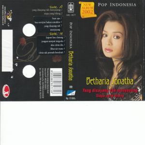 New Album 2002 dari Betharia Sonatha