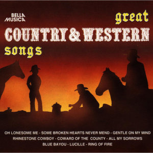 Album Great Country and Western Songs from Billy White