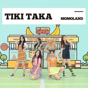 Album TIKI TAKA from 모모랜드