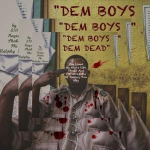 Album Them Dead - Single (Explicit) from 070 Phi