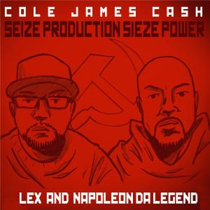 Album Seize Production Sieze Power from Napoleon da Legend