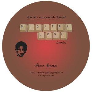 Album Digital Love (Remix) from DJ Kemit