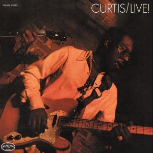 Album Curtis Live! from Curtis Mayfield