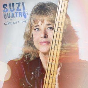 Album Love Isn't Fair from Suzi Quatro