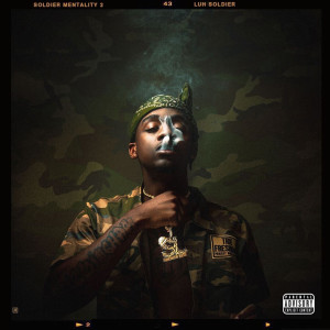 Album Soldier Mentality 2 from Luh Soldier