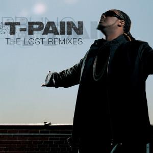 T-Pain的專輯The Lost Remixes