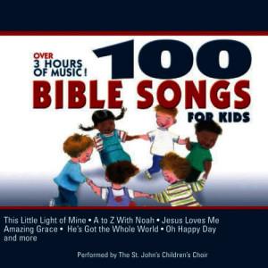 Album Bible Songs for Kids from St. John's Children's Choir