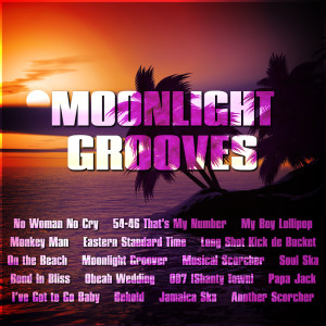 Album Moonlight Grooves from Byron Lee