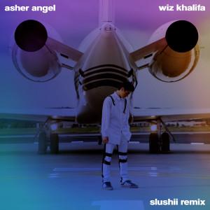 Asher Angel的專輯One Thought Away (feat. Wiz Khalifa) [Slushii Remix]