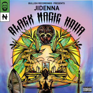 Album Black Magic Hour from Jidenna