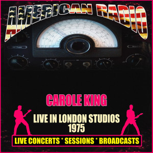 Carole King的專輯Live In London Studios 1975