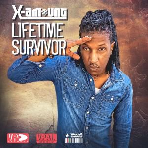 Album Lifetime Survivor from X-Amount