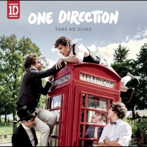 One Direction的專輯Take Me Home