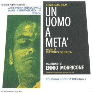 Album Un uomo a metà (Original Motion Picture Soundtrack) from Ennio Morricone