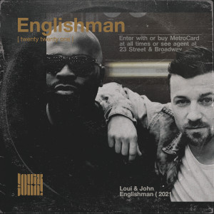 Album Englishman 2021 (Extended Version) from Loui