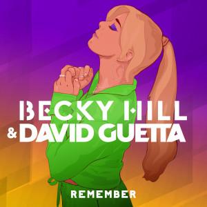Album Remember from David Guetta