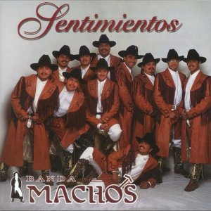 Album Sentimientos from Banda Machos