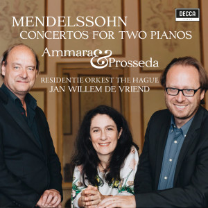 Album Mendelssohn: Concertos For Two Pianos MWV O 5 and 6 from Roberto Prosseda