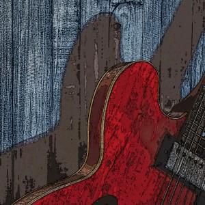 Album Guitar Town Music from The Yardbirds