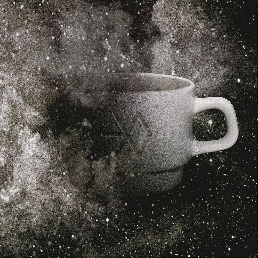 Universe (CD Version) (CD Ver.) 2017 EXO
