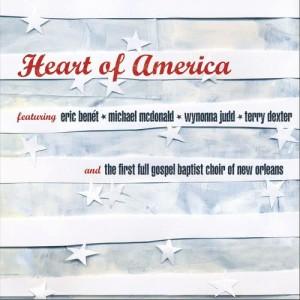 Album Heart Of America from Eric Benet