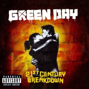 Green Day的專輯21st Century Breakdown