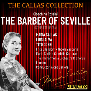 Album Gioachino Rossini: The Barber of Seville (Complete Opera) from Tito Gobbi