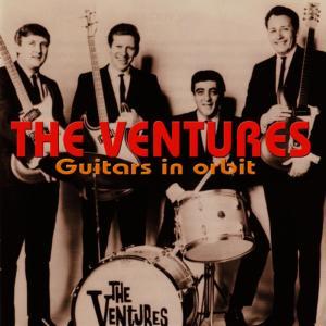 The Ventures的專輯Guitars in orbit