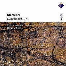 Claudio Scimone的專輯Clementi : Symphonies Nos 1 - 4  -  Apex