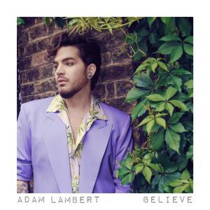 Album Believe from Adam Lambert
