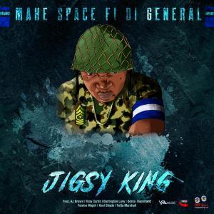 Album Make Space Fi Di General from Jigsy King