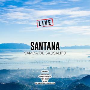 Santana的專輯Samba De Sausalito