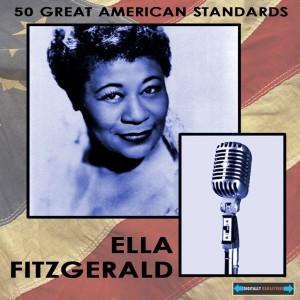 Ella Fitzgerald的專輯50 Great American Standards