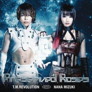 收聽T. M. Revolution的Preserved Roses -Anime Version- (アニメバージョン)歌詞歌曲