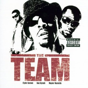 Album World Premiere (Explicit) from The Team