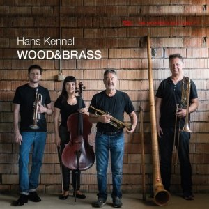 Wood&Brass dari Hans Kennel