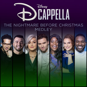 Album The Nightmare Before Christmas Medley from DCappella