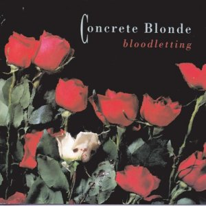 Album Bloodletting from Concrete Blonde