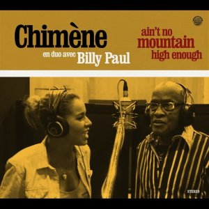 Album Ain't No Mountain High Enough from Billy Paul