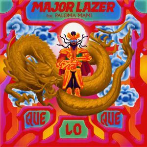 Album QueLoQue from Major Lazer