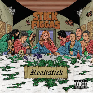 Album Realistick from Stick Figgas