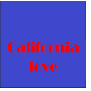 Listen to California Love (Originally Performed By 2Pac feat. Dr. Dre) song with lyrics from Remix DJ