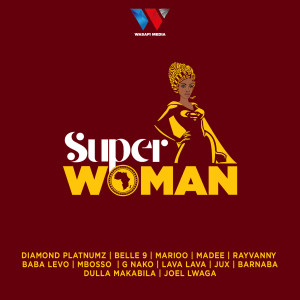 Album Super Woman from Marioo