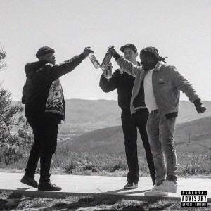 Album 10 Toes (feat. G-Eazy & E-40) (Explicit) from ALLBLACK