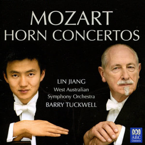 Album Mozart: Horn Concertos from Barry Tuckwell